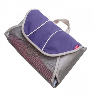Harissons Wrinkle-free Shirt Organizer (Purple, HBN7PURPLE)