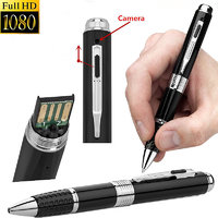 5 Hours Spy Pen Camera With 1080p Vedio Recording And 32GB Inbuilt Memory