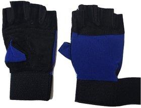 greenbee Fitness Gym Gloves Black Blue N