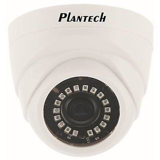 PLANTECH 4 IN 1 (CVBS/CVI/TVI/AHD) 2.0MP DOME CAMERA LIRDLHTC200P