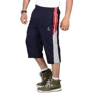 Vego Navy Running 34th Pants for Men