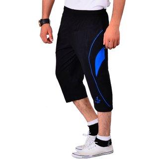 Vego Black Running 34th Pants for Men