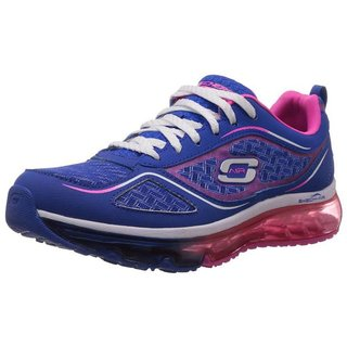 Skechers Women's Blue Sports Shoes
