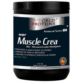 WOP Muscle Crea (Micronized Creatine Monohydrate)