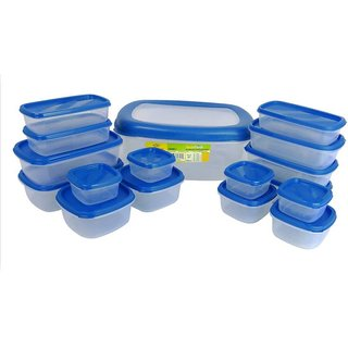 Princeware - 9950 ml Plastic Food Storage - Color may vary