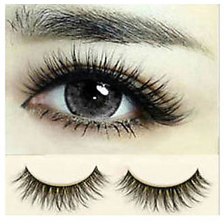 Artifical Eyelashes Set of 2 pc