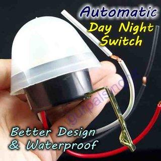 220V 10A Automatic Day Night Dusk Dawn Sensor Light Switch ...
