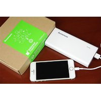 Lenovo Supercharger Power Bank 10400 MAh (White)