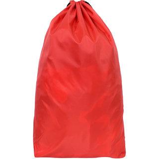 Roadeez 2.5 Litres Plain Orange Drawstring Bag (BG-Plain-FlashOrange)