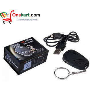 Car Remote Spy Camera