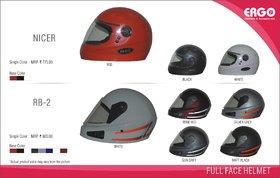 Ergo Nicer Helmet (Black)