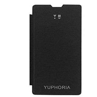 Flip Cover For Yu Yuphoria Flip Cover 5010