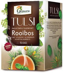 Tulsi Rooibos Infusion - 20 Tea Bags / Box