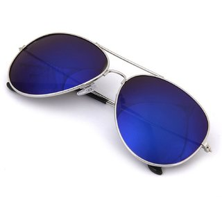 V.S Blue UV Protection Aviator Men Sunglasses
