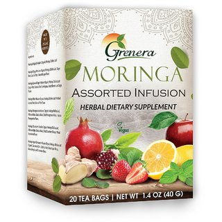 Moringa Assorted Infusion