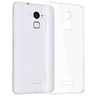 Soft Silicon Transparent Back cover for Coolpad note 3(5.5 inch)
