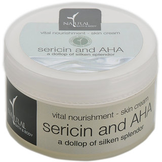 Sericin AHA Daily Nourishing Cream