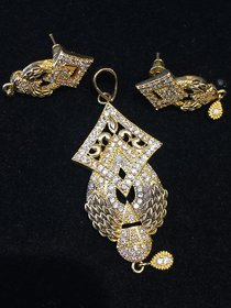 Fashion  Earring Ring Pendant