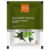 VLCC Natural  Herbal Henna With Amla  Shikakai Extracts (Pack Of 2)