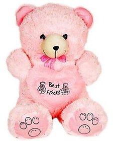 Deals India Jumbo Teddy - 30 inch (Pink)