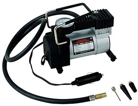 Heavy Duty Full Metal 12v Electric Air Compressor Pump Tire Inflator for Hyundai Elantra