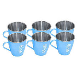 MayoTea/Coffee Cups (Set of 6)
