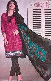 Jash Creation Cotton Dress Material (Unstitched)