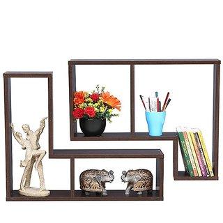 Wall Shelf 2 Piece Set