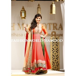 1f62d27e309 Designer Lehnga cum Anarkali Suit at Best Prices - Shopclues Online Shopping  Store