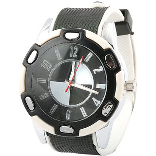 BNW Quartz White Analogue Wrist Watch for Mens