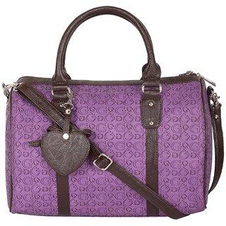 5753ee1eee Buy Prodigy Women s Shoulder Bag (Purple) PG0030 Online - Get 13% Off