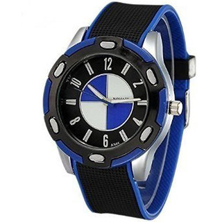 BNW Quartz Blue Analogue Wrist Watch for Mens