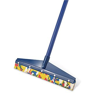 Plastic Floor Wiper, Multicolor