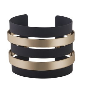 millies Non Plated Gold Acrylic Bracelets for women