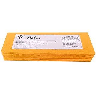 Makeup Mania Waxing Strips - Orange 70 Pcs