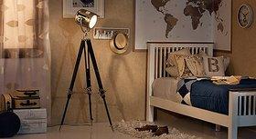 MARINE FLOOR LAMP SEARCHLIGHT DESI ... HT NAUTICAL FLOOR LAMP