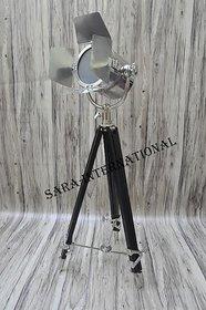VINTAGE INDUSTRIAL DESIGNER ANTIQU ... RIPOD FLOOR LAMP DECOR