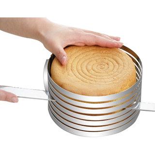 Futaba Adjustable Circular Cake Layer Slicer Kit