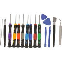 Magideal 16 In 1 Repair Tool Kit Screwdrivers For PC/ P