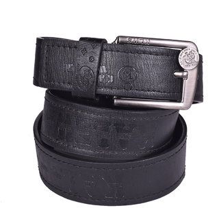 G9x Fashion Mens, Black Belt