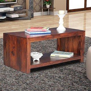 Ikiriya Sheesham Wood Large Coffee Table