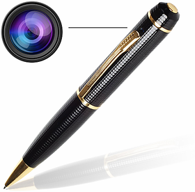 Hidden Camera HD Pen With 720p Vedio Recording