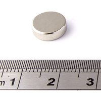Magnets N52 10mm x 2mm Round Strong Rare Earth Neodymium Magnets N52-10pices