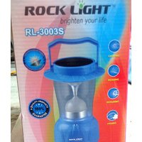 SOLAR LED LANTERN -RECHARGABLE EMERGENCY FOR ALL PURPOSE LAMP BRIGHTEN YOUR LIFE