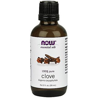 NOW Foods Clove Oil, 2 ounce