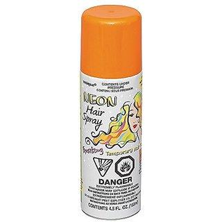 Orange Hair Spray