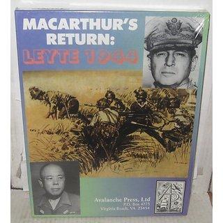 MacArthurs Return: Leyte 1944