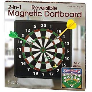 Westminster Reversible Magnetic Dartboard