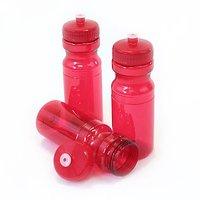 Rolling Sands 24oz Drink Bottles Red (Set Of 3)