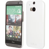 Stuffcool ALA Mode Hard Back Case Cover For HTC One M8 - Glossy White